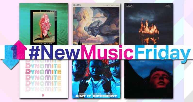 New albums released this month