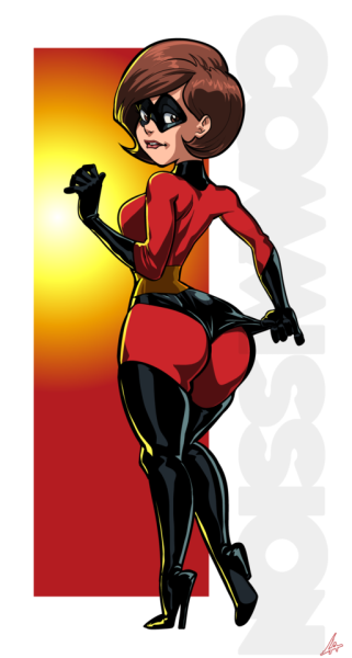 Ms incredible thick
