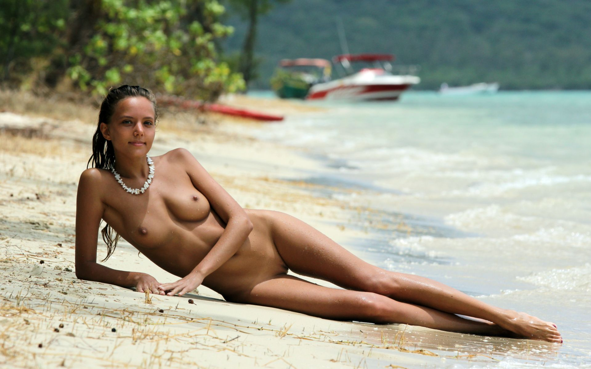 Women from mauritius naked