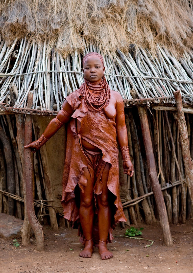 Young tribal girls nude
